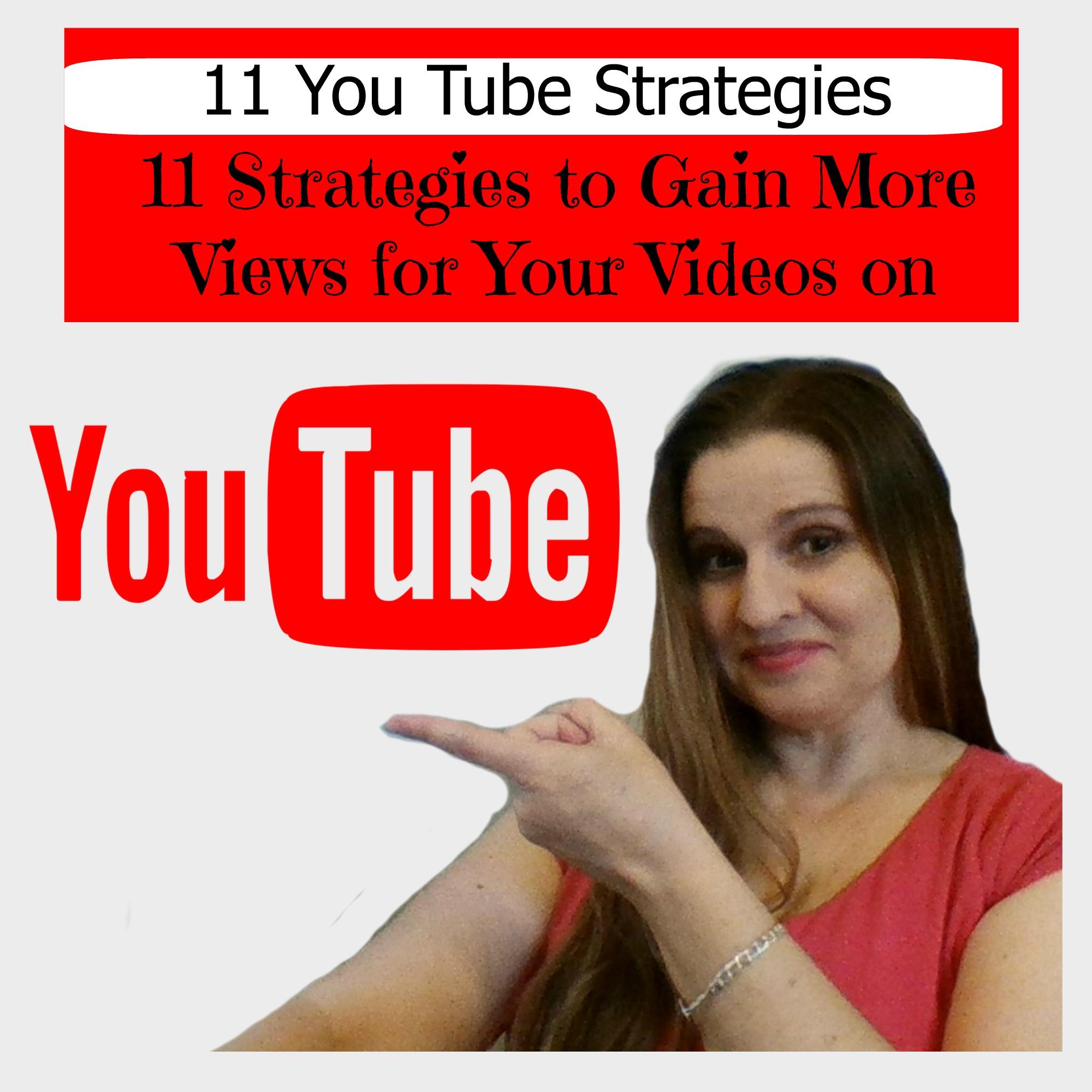 You Tube Stratagies