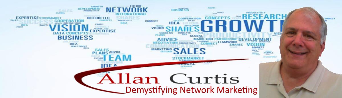 Allan Curtis Network Marketing Coach