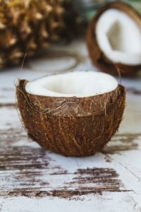 Coconut oil supplement