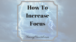 How to Increase Focus electrical face