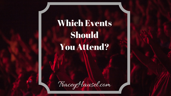 Which Events Should You Attend?