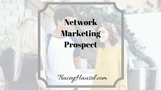Network Marketing Prospect people talking picture