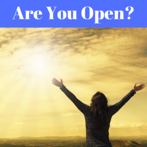 Are You Open?