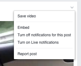 THE EASIEST CTA FOR FACEBOOK LIVE