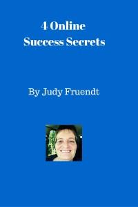 4 Online Success Secrets