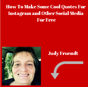How to make cool quotes for instagram and more