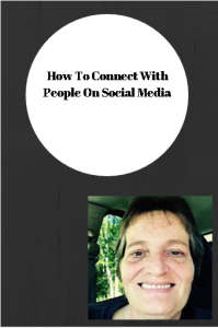 how to connect with people in groups on social media