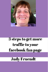 3 steps to get more traffic to your facebook fan page