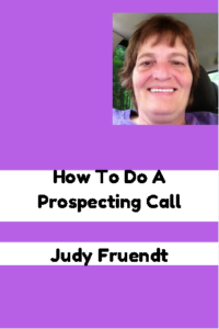 How To Do A Prospecting Call