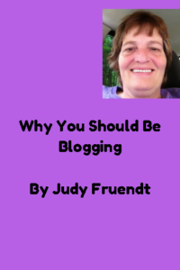 Why You Should Be Blogging