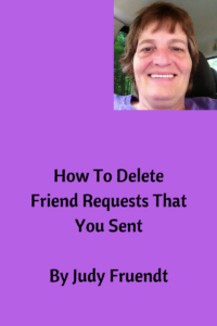 How To Delete Friend Requests That You Sent