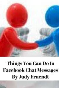 Things You Can Do In Facebook Chat Messages