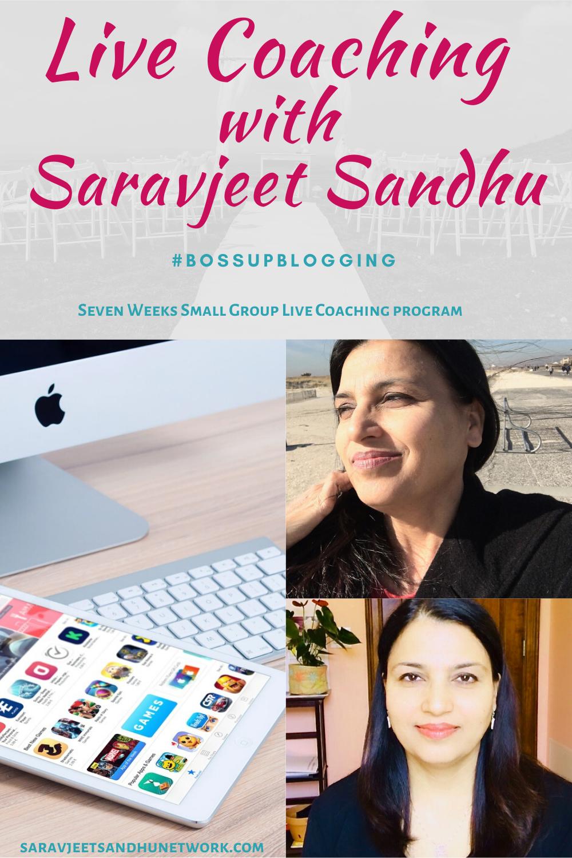 Live Coaching With Saravjeet Sandhu