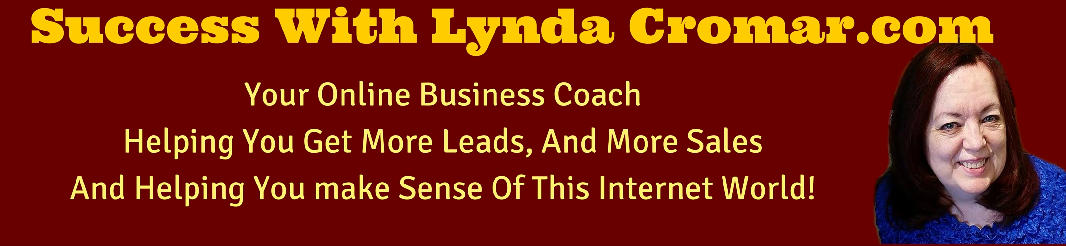 Success With Lynda Cromar Is Real Strategies For Lead Generation For The Baby Boomer Network Marketer