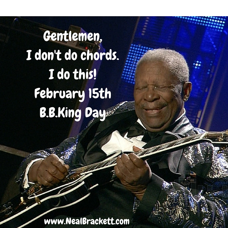 I Do This! B.B.King