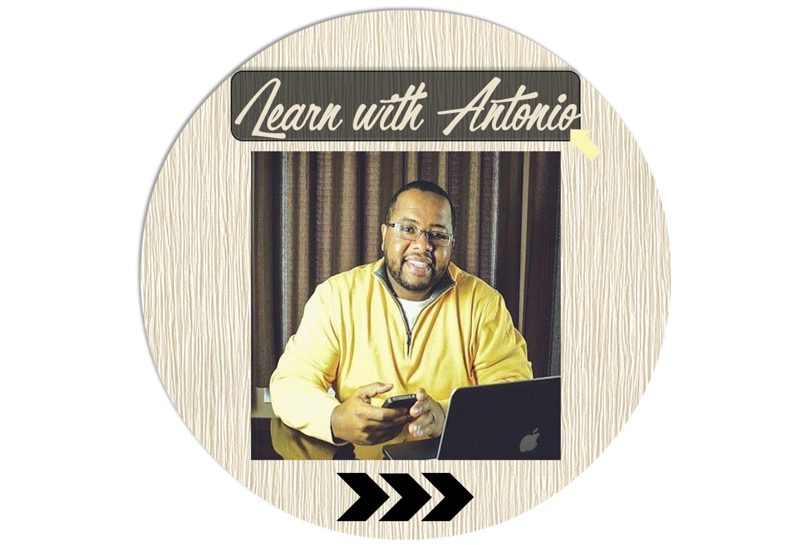 learn with antonio, free training, social media marketing