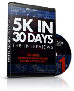 5k in 30 days