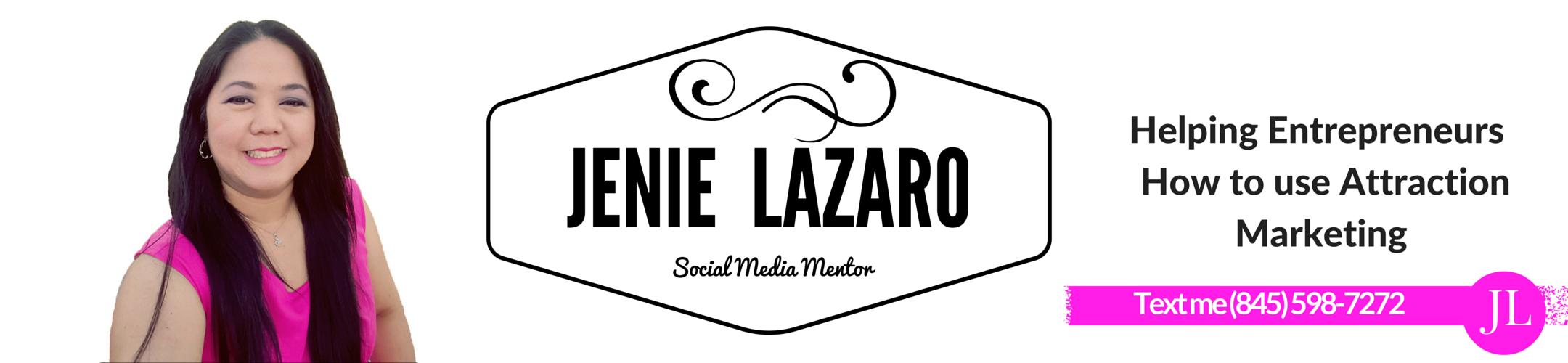 Jenie Lazaro