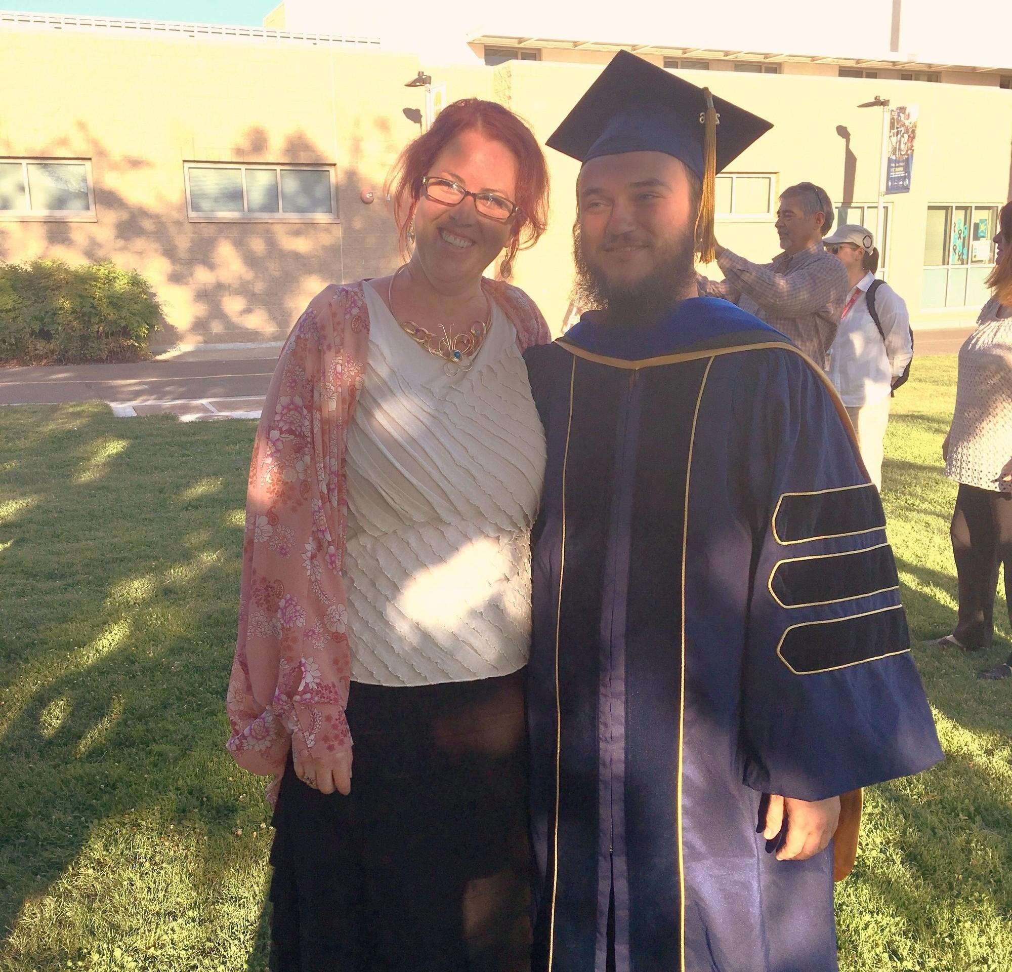 Dr Brads Graduation