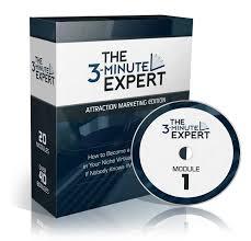 3 minute expert