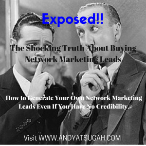 network marketing leads exposed