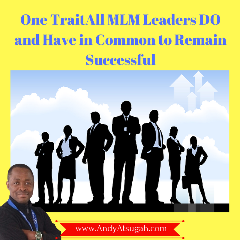 mlm leaders trait