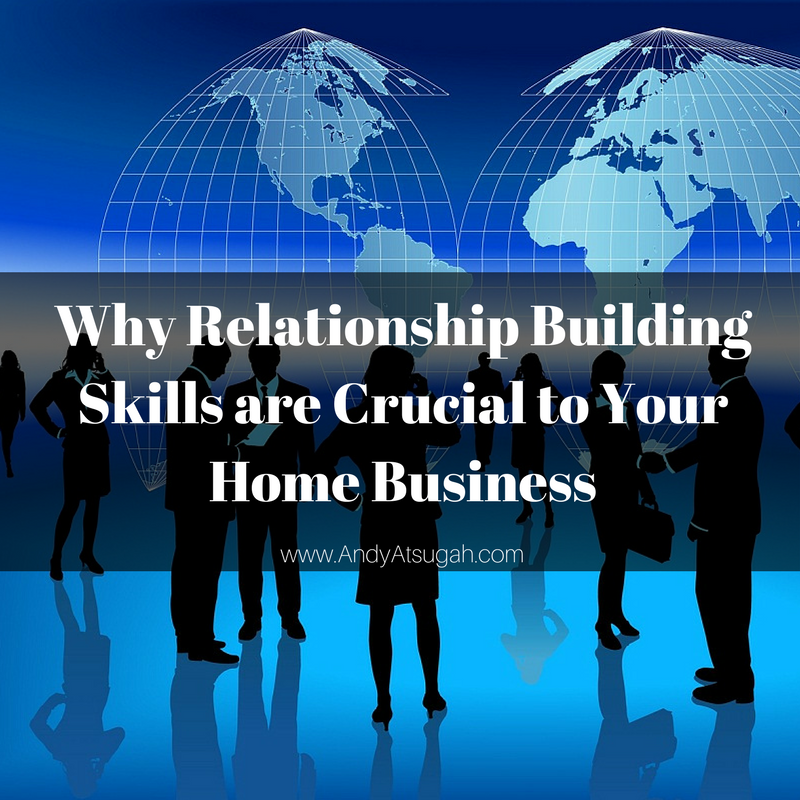 why relationship building skills important
