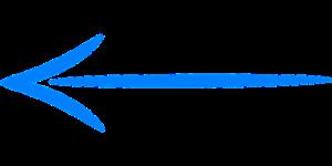 blue left arrow