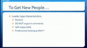 7. Characteristics