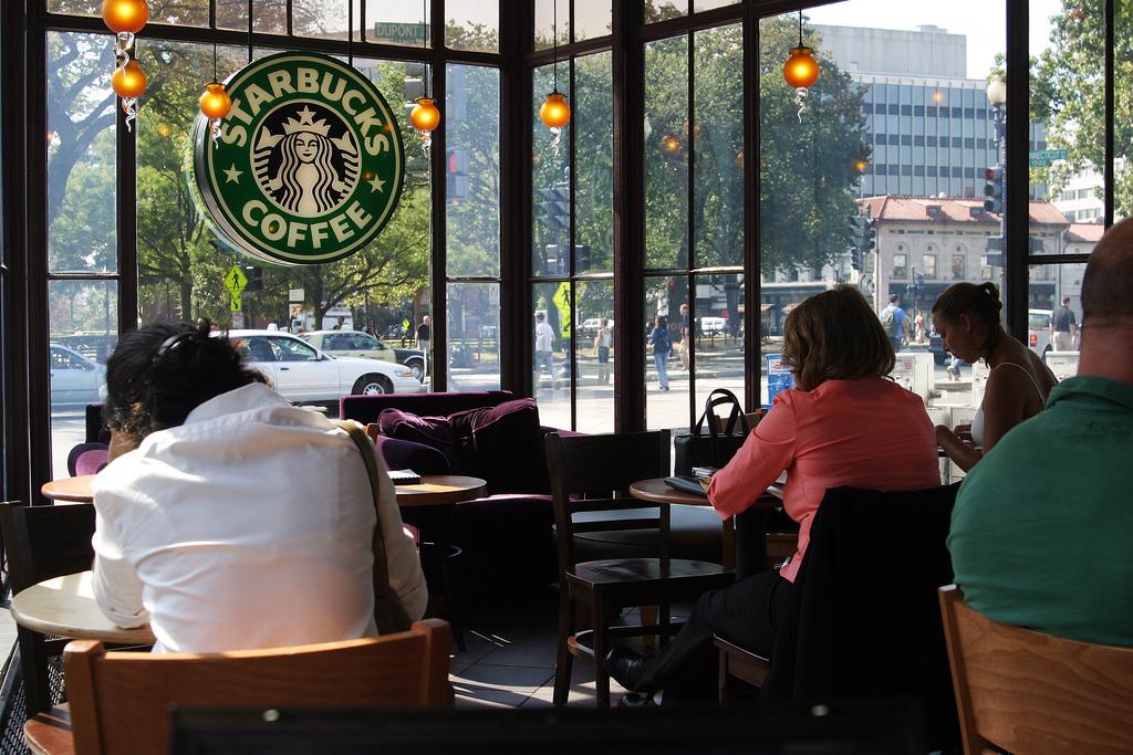 Starbucks Based Business