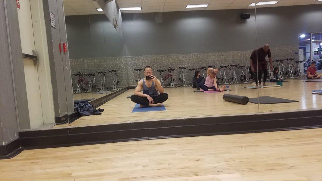 Brian Cain Yoga