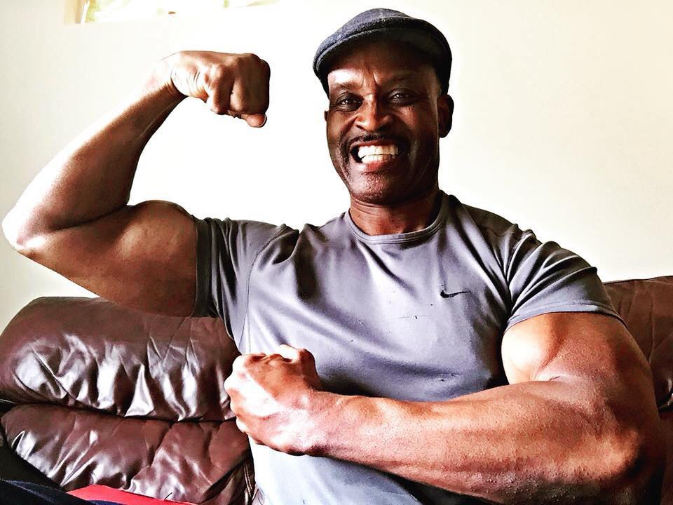 James Saunders Advocates Hempworx CBD for BodyBuilding Results