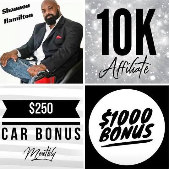 Shannon M Hamilton Hempworx Rank Up 10K May (MyDailyChoice)