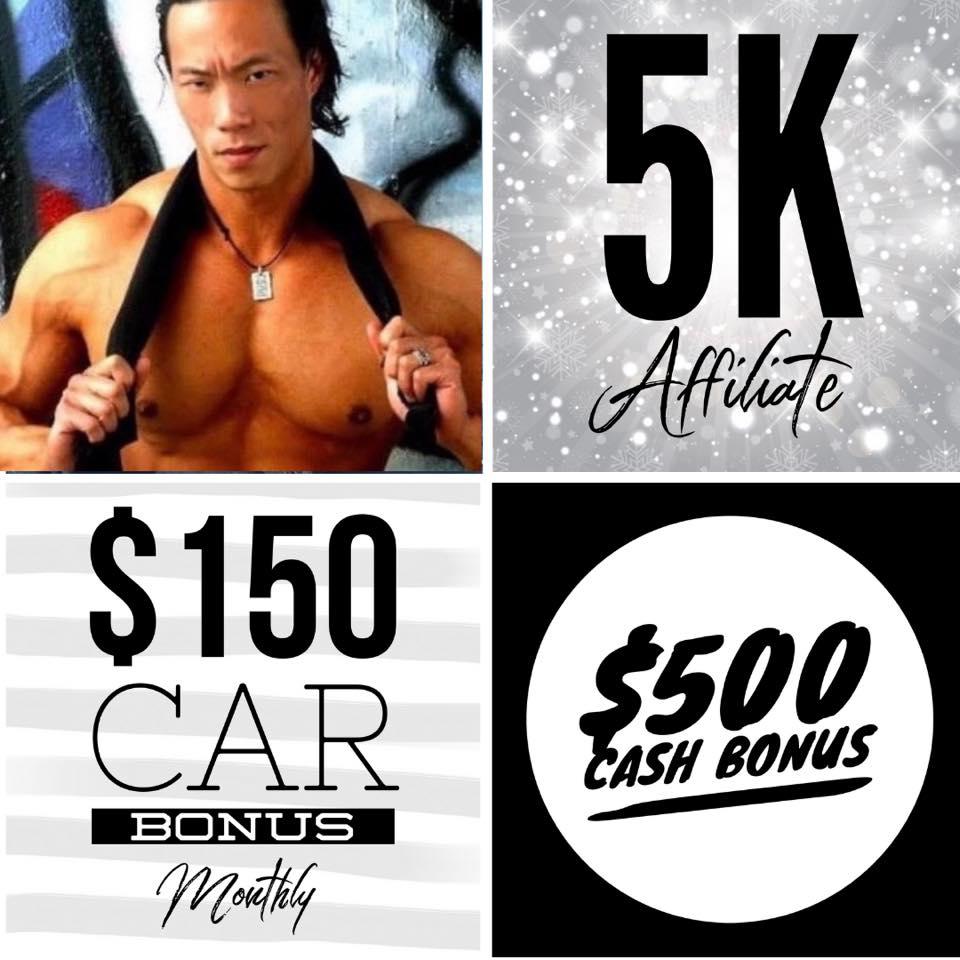 Kai Au Hempworx Rank Up 5K May (MyDailyChoice)