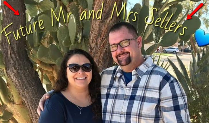Bryan D Sellers and Jennifer Lynn Engaged before Christmas