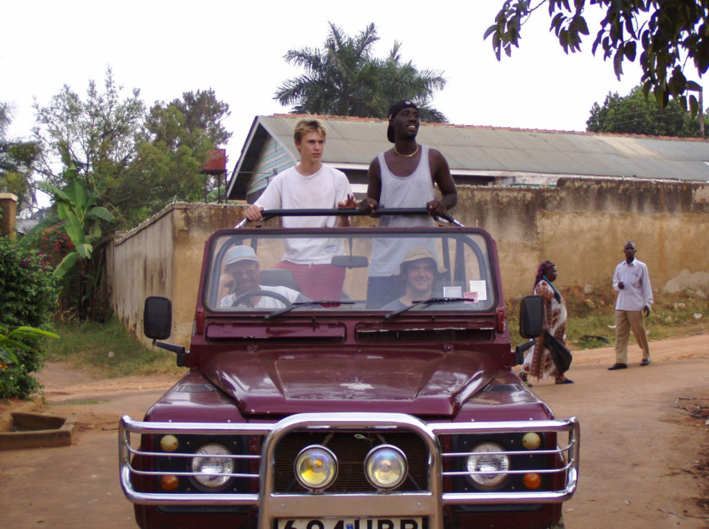 Missionary Trip in Africa