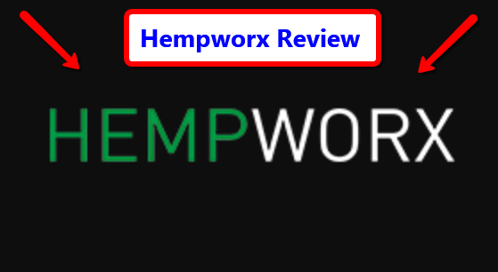 Hempworx Logo CBD Product Review Company