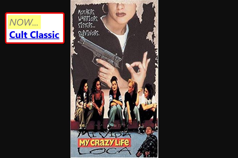 Mi Vida Loca (Movie) My Crazy Life - Christina_Solis Caron [Baby_Doll]