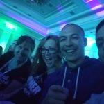Gigi Ames Hempworx, Kendra Bodeen. Brian Cain, and Juan Toledo at Hempworx Master Affiliate Training Event