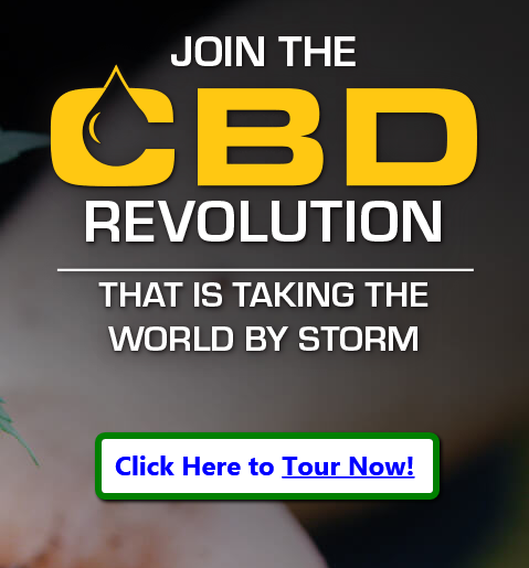 Join The Cbd Revolution that is taking the World by Storm