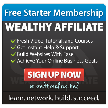 Become a Wealthy Affiliate…