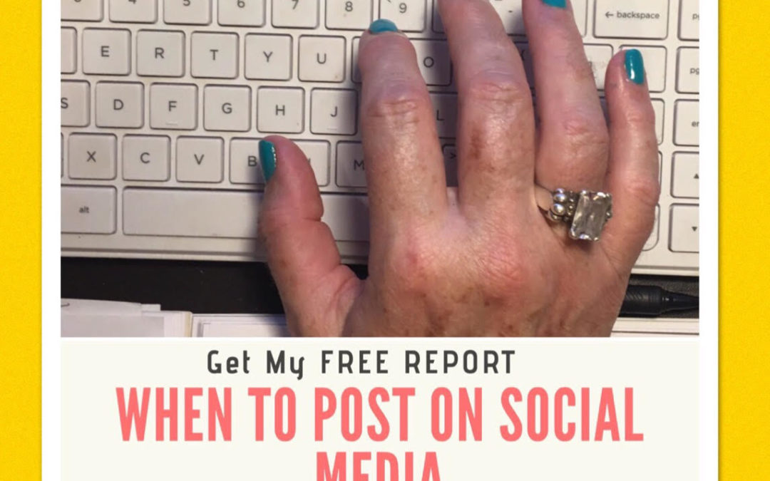 When is the Best Time Post on Social Media?
