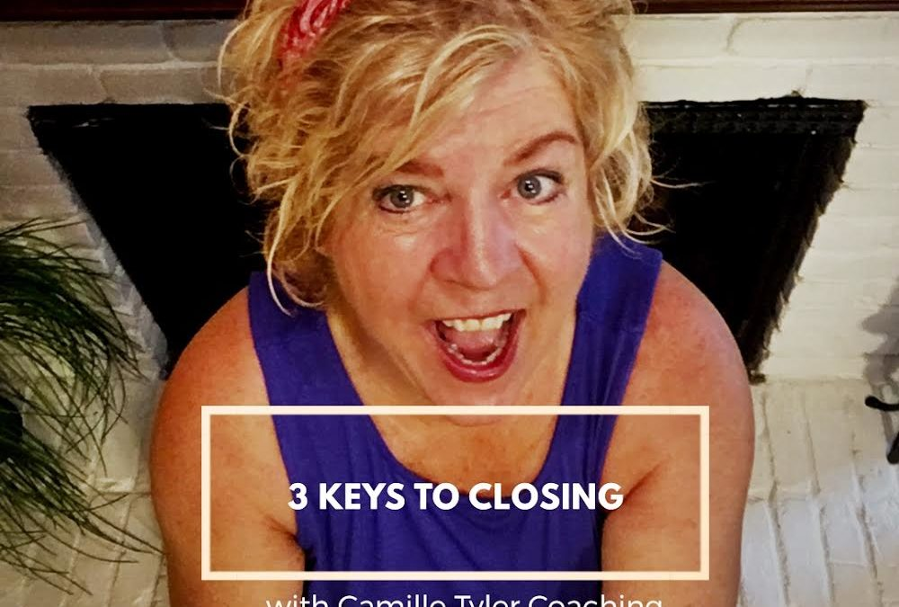 You Must Have These 3 Keys to Close More Sales in Your MLM