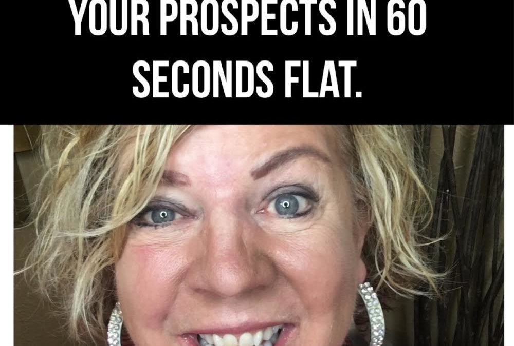 Get YES Decisions From Your Prospects in 60 Seconds Flat