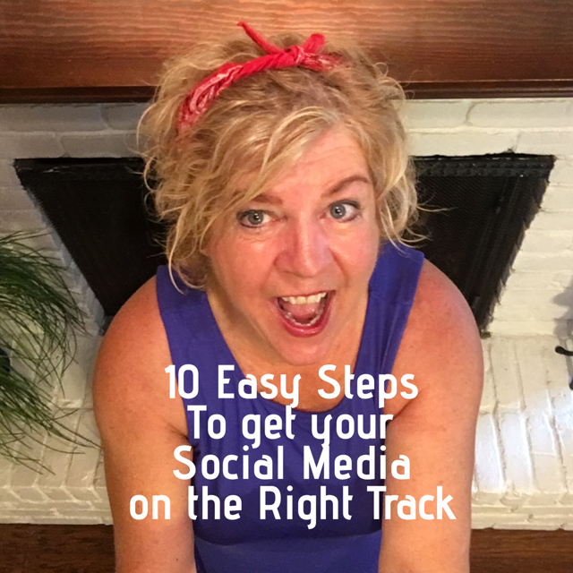 10 Easy Ways to Get Your Social Media Marketing On the Right Track