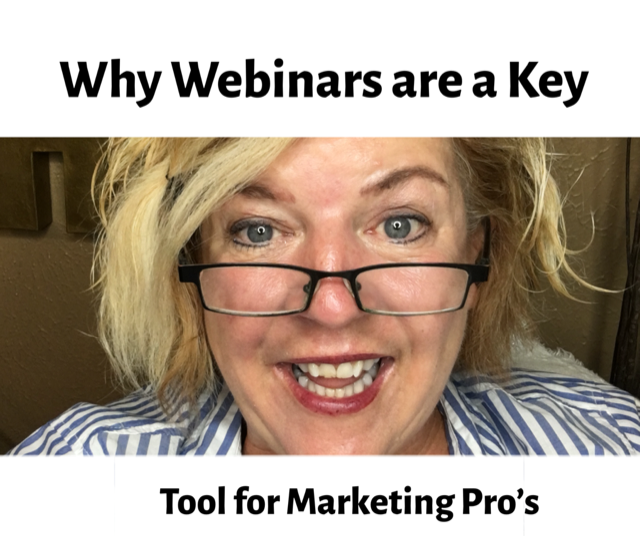 You can Sell Anything with Webinars And Be A Marketing Pro