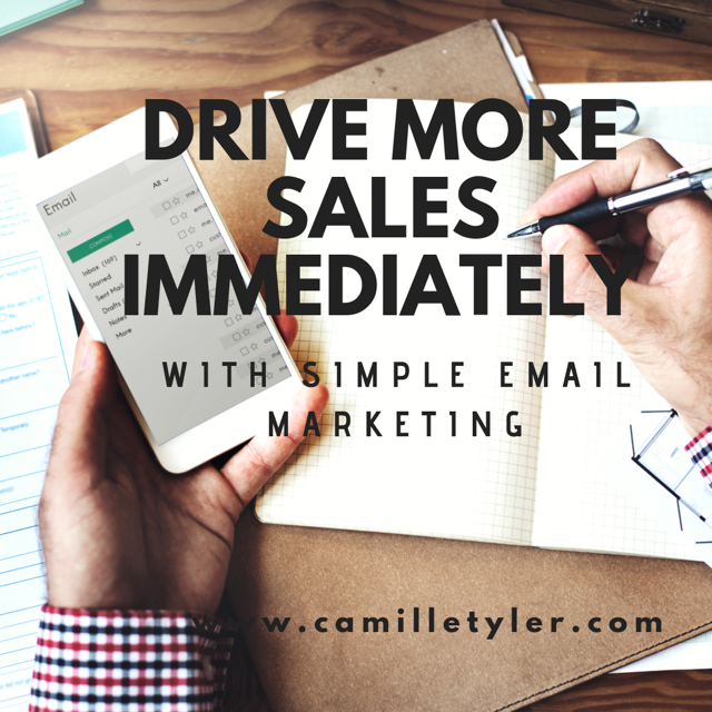 Drive More Sales Immediately With A Simple Email Marketing Trick