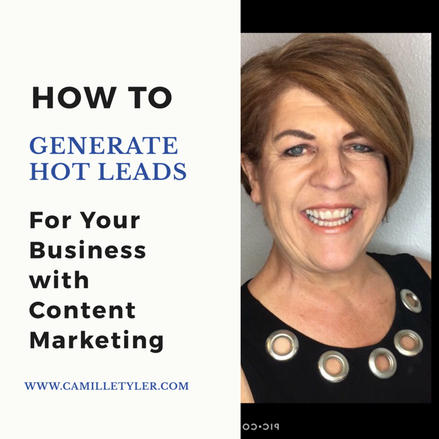 How To Generate Hot Leads For Your Business With Content Marketing
