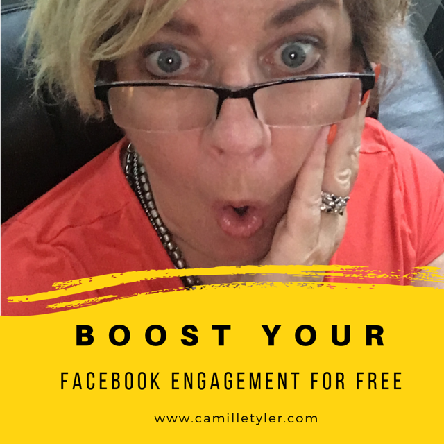 How To Boost Your Facebook Engagement For FREE