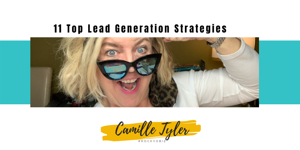 11 Top Lead Generation Strategies